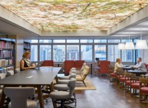 Allen and Overy's new offices