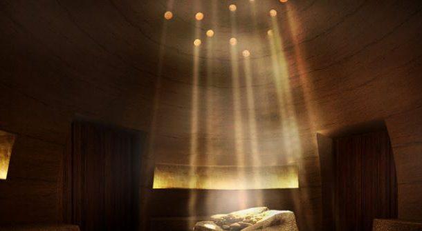 Lighting for cosy sleep